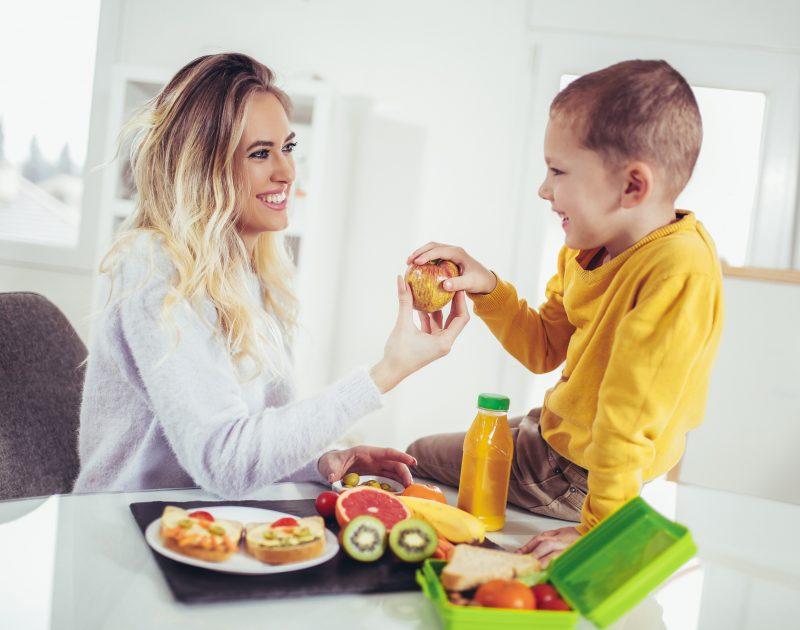 Maminky pozor! Došly vám nápady na zdravé svačinky?