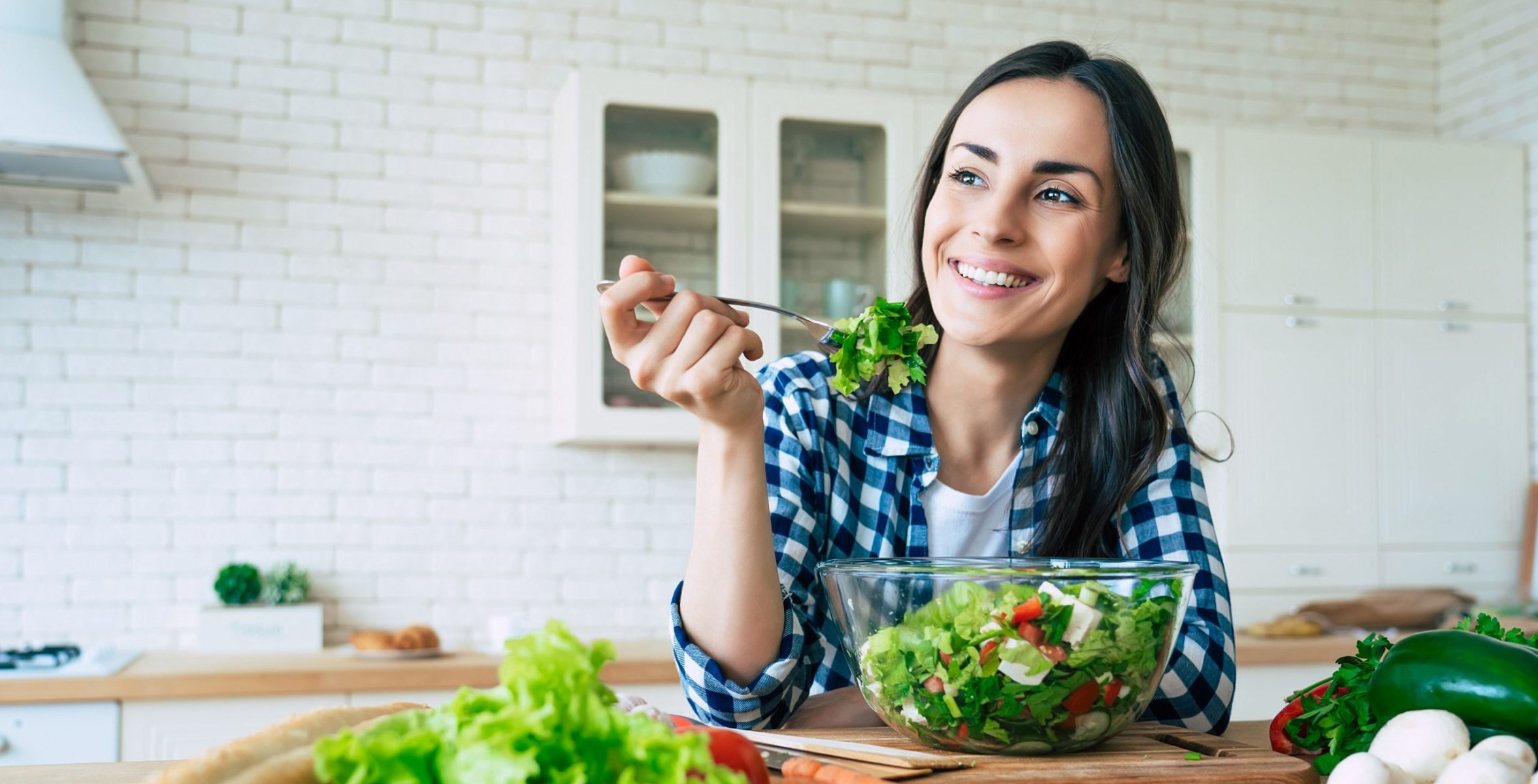 Odlehčovací výzva – 7 druhů zeleniny, které vám pomohou hubnout