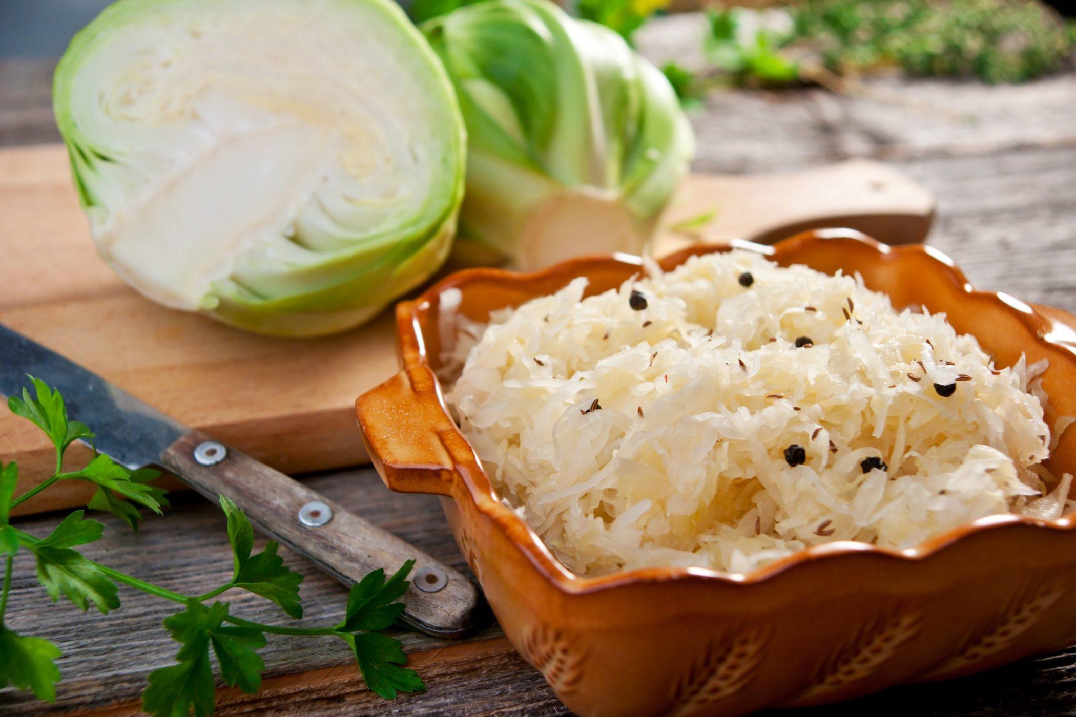 Není zelí jako sauerkraut – s kvašeným zelím letem světem
